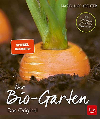 Book Cover: Der Bio-Garten – Das Original