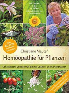 Book Cover: Homöopathie für Pflanzen